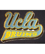 UCLA Bruins logo ,Helmet , Alter Logo Iron On Patch - $4.99