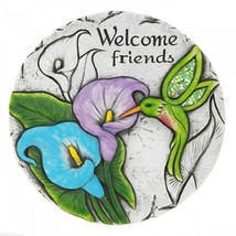 Welcome Friends Stepping Stone - $21.79