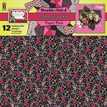 Hot Off The Press - Honeysuckle Double-Sided Scrapbooking Paper Set - $12.13
