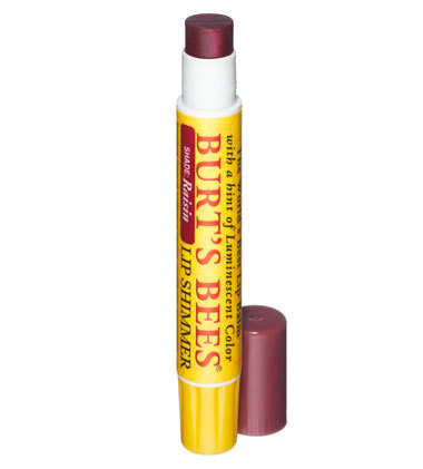Burts bees lip shimmer in raisin 11