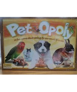 PET-OPOLY - A Late For The Sky Board Game - BRAND NEW - $15.00