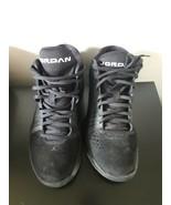 Nike 807546-010 Air Jordan 5 AM Basketball Shoes Triple Black Size 9 US ... - $69.25