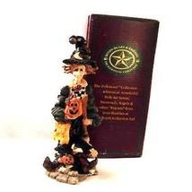"""Boyds Folkstone """"Esmeralda...The Wonderful Witch""""  #2860- 1995- Retired - $19.99"""