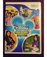 Disney Channel All Star Party (Nintendo Wii, 2010)  30+ mini games 7 Sho... - $14.99