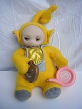 Teletubbies Laa Laa Munch & Slurp Playskool 1999 - $22.69