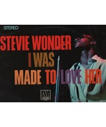Stevie Wonder - I Was Made to Love Her - Motown Records - 5237ML - Stere... - $7.35