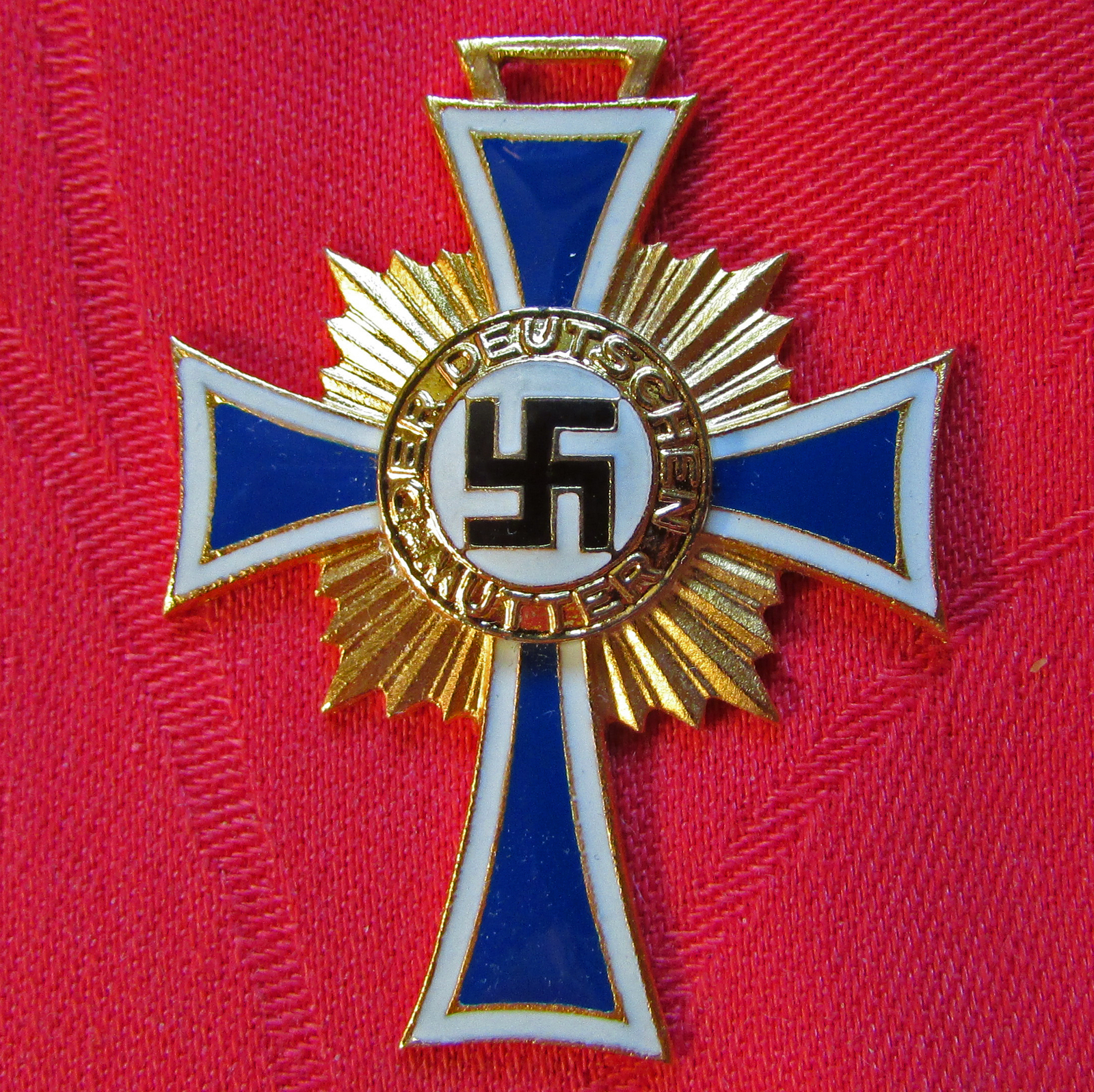 Antique German Cross Of Honor The