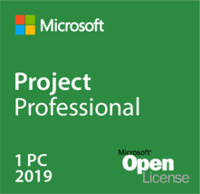 Microsoft Project Professional 2019 Product Key - download - $23.99