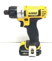 Dewalt Cordless Hand Tools Dcf610 - $29.00