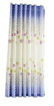 PANDA SUPERSTORE Lovely Dandelion Polyester Privacy Hanging Curtain Valance for