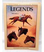 Legends Volume 2 A Western Horseman Book 1994 Paperback  - $9.99