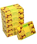 Vaadi Herbals Super Value Refreshing Lemon and Basil Soap, 75gms x 6 - $18.80