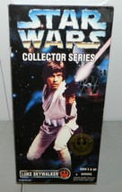 "Star Wars Collector Series Luke Skywalker Action Figure 12"" NIB Japan Ve... - $49.49"