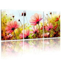 BPAGO Modern Flowers Painting Plateau Gesang Wall Decor Landscape Painti... - $22.55