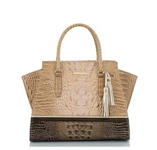 Brahmin Priscilla Roseleaf Satchel NWT - $227.69