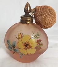 Vintage Perfume Atomizer Glass Spray Bottle - $12.16