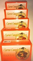 Carrot Complexion Soap 6 Packs | Natural Cleansing Bars - $21.95