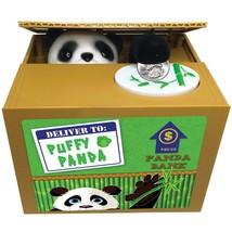 W.D Virtuous Cool Gadgets Saving Money Box Coin,Panda Money Box Baby Toy... - $28.87