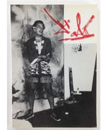 Salvador Dali, Michel Bassaud 1989 Vie de Clermont-Ferrand Galerie Bargoin - $33.15