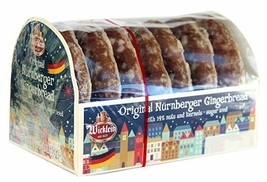 Wicklein Nurnberger Gingerbread cookies VARIETY from Germany FREE SHIP - $9.65