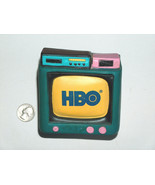 1993 HBO Promotions by BKB & L&L Plastic TV w/ VCR & Cable Box Pencil Pe... - $19.78