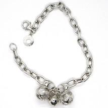 Silver 925 Bracelet, Spheres Mexican Bola, Bola , Roberto Giannotti SFA90 - $165.07