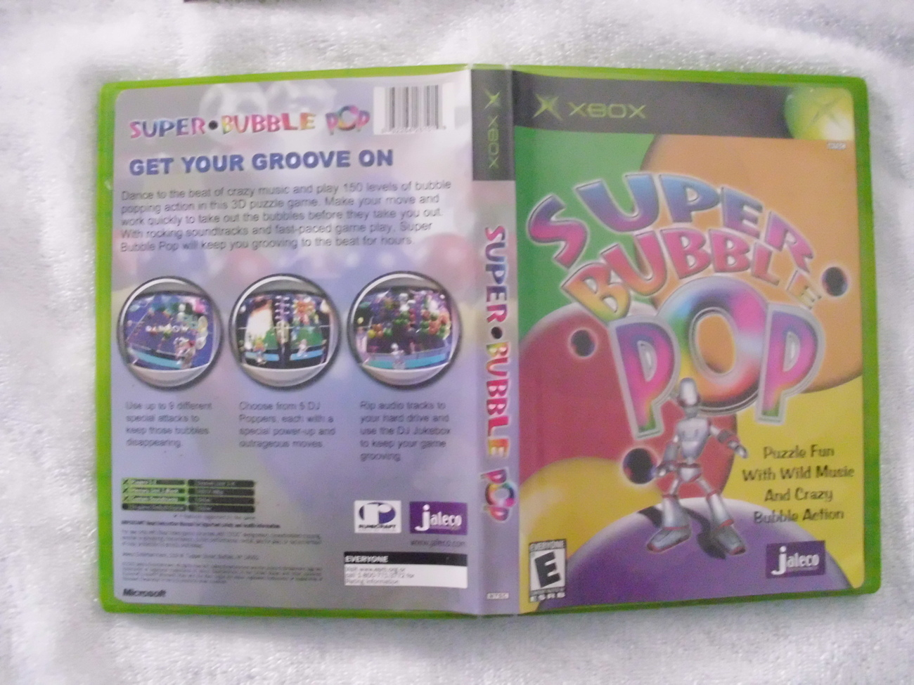 XBOX Super Bubble Pop