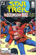 Classic Star Trek Comic Book #34, DC 1987, NEAR MINT NEW UNREAD - $4.99