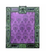 disney parks authentic resin picture photo frame the haunted mansion 8 x... - $34.47