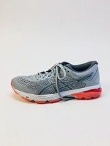 ASICS GT-1000 6 Women's Size 9.5 Gray Carbon Coral Running Shoes T7A9N 9697 - $46.39