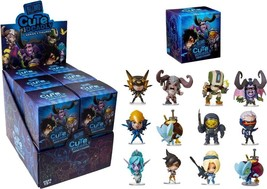 Blizzard Cute But Deadly Series 2 - 1 Blind Box Vinyl Figure Overwatch -... - $8.36