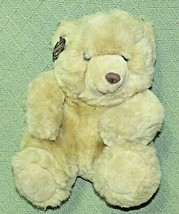 "Vintage Ganz 1986 TEDDY BEAR Heritage Collection Plush Stuffed Lovey EAR TAG 12"" - $23.38"