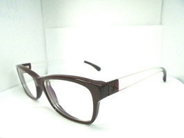 Chanel 3274 c.1448 Red/Clear 55-16-140 Womens Designer Eyeglasses Frames Italy - $154.50