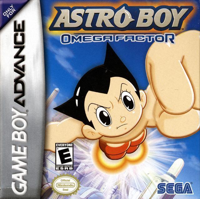 Astro Boy Omega Factor - Game Boy Advance - $85.39