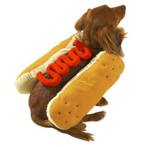 Dog Halloween Costume Hot Diggity Dog Pet costumes XS-XXL image 2