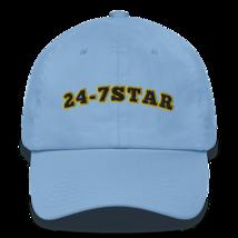 24-7STAR hat / hat 24/7 / 24/7 hat / Cotton Cap image 4
