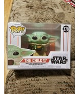 The Child with Cup Pop #378 Star Wars The Mandalorian Funko Pop  - $11.87