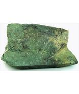 Green Jasper Gemstone Slab Cabbing Rough - $4.60