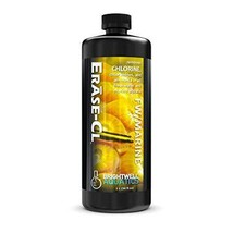 Brightwell Aquatics ERA1L Erase-CL Removes Chlorine, chloramines, Ammoni... - ₹1,880.72 INR