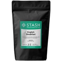Stash Tea English Breakfast Loose Leaf Tea 16 Ounce Loose Leaf Premium B... - $15.17