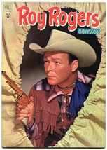Roy Rogers #55 1952-Dell Golden Age Western- Nice VF - $94.58