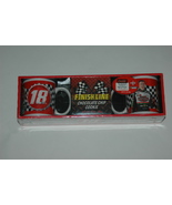 Two Nascar Coke Coffee Mugs and Cookie Set Sealed - $12.95