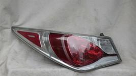 11-15 Sonata Hybrid LED Tail Light Lamp Driver Left - LH