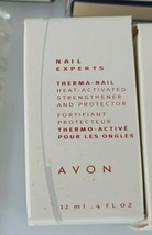 AVON Nail Experts Therma-Nail Heat-Activated Strengthener and Protector NEW - $29.69