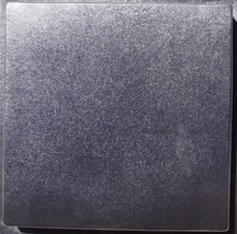 DIY TO SAVE 90%  1 #SS-1818-PS-01 SMOOTH 18x18x2.25 STEPPING STONE CONCRETE MOLD image 1