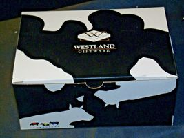 CowParade Horns In The Sky Westland Giftware # 7327 AA-191913 Vintage Collectib image 3