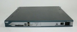 Cisco 2800 Series 2811 CISCO2811-AC-IP 2-Port Gigabit Router - $54.44