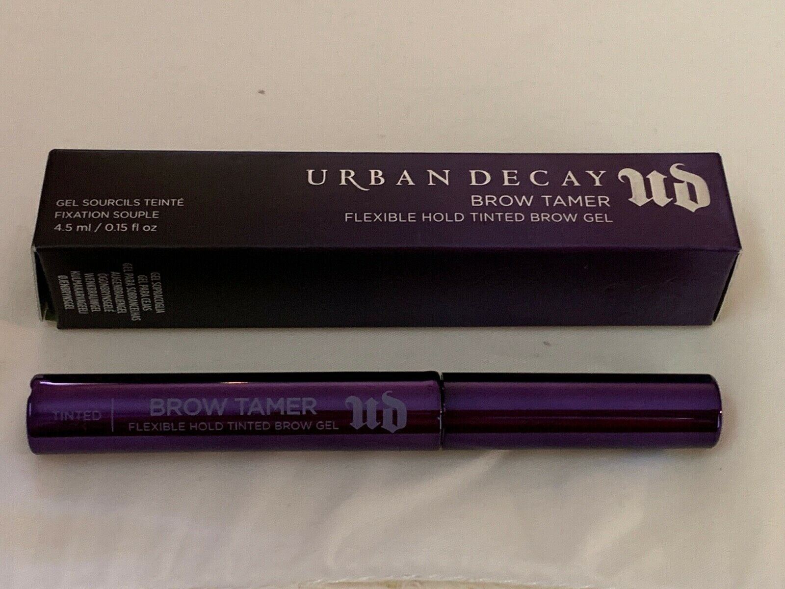 NWB Urban Decay Brow Tamer Tinted Brow Gel in Taupe 0.15 fl oz - $15.00