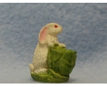 Bonnie franklin white bun rab w cabbage easter fig gemjanes dollhouse miniatures mt 1 thumb155 crop