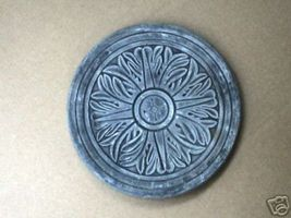 "1- 14"" Celtic Flower Garden Stepping Stone Concrete Mold - Make 100s for Pennies image 1"